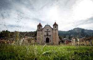 capulalpam de mendez pueblo mágico de Oaxaca