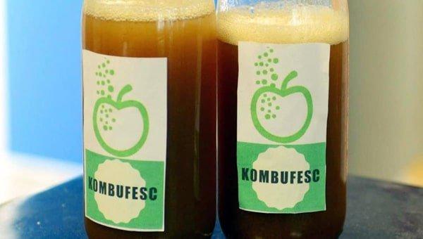 bebida para diabetes kombufesc