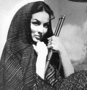 María Felix rebozo