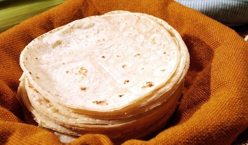 tortilla maiz