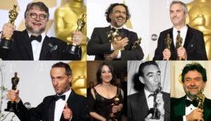 Mexicanos del Premio Oscar