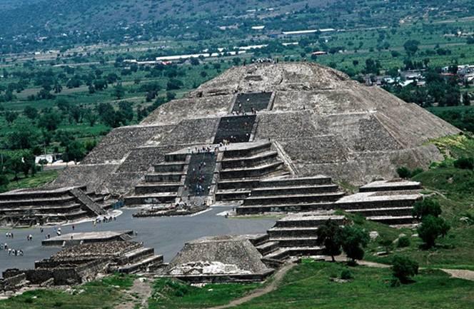 centros arqueológicos